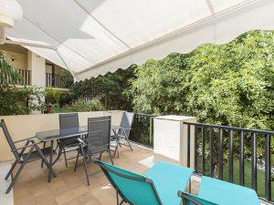Romana Playa Studio Terrace